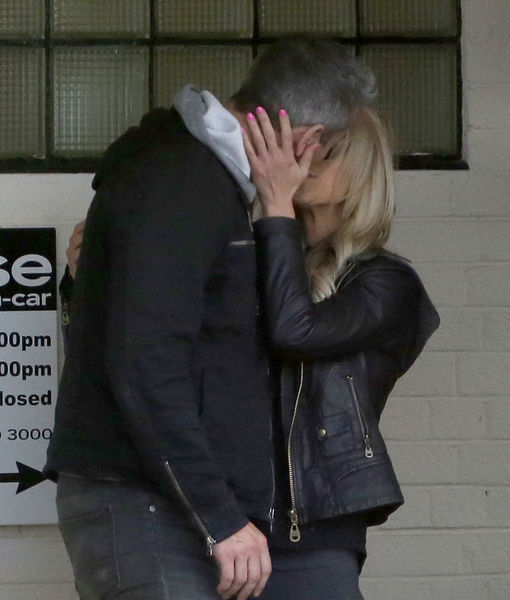 Christina El Moussa & Ant Anstead Are Packing on the PDA in London