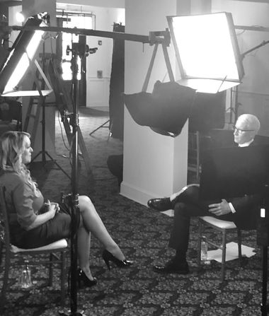 First Look at Stormy Daniels' '60 Minutes' Interview About…