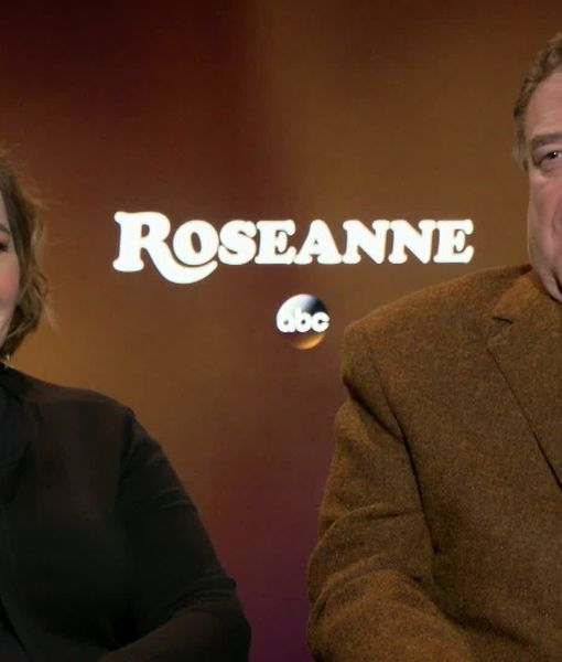 Roseanne Reveals How Being a Grandmother Has Changed Her