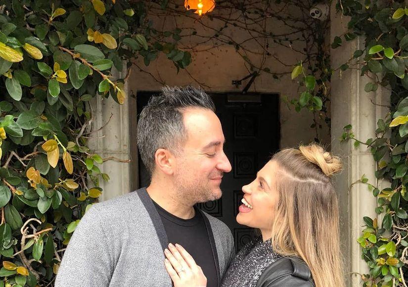 Danielle Fishel Engaged to Jensen Karp — See Her Ring!