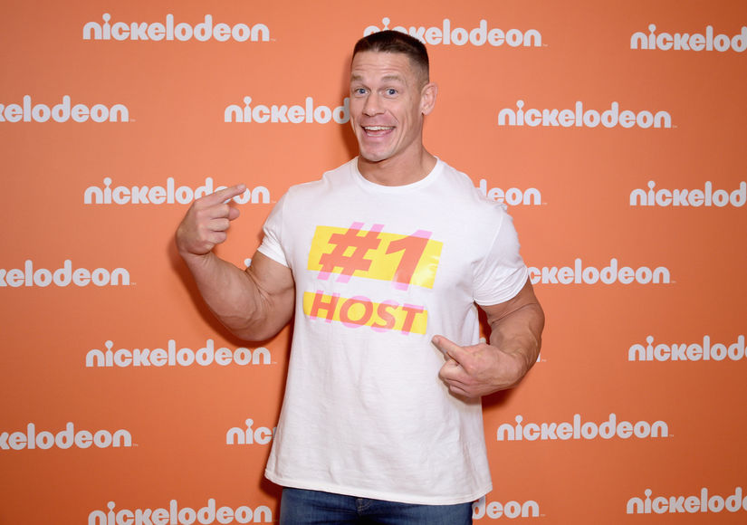 John Cena's Serious Tease! What to Expect from Nickelodeon Kids' Choice Awards 2018