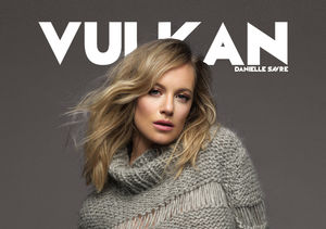 Danielle Savre Covers Vulkan, Dishes on Shondaland