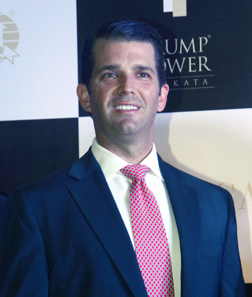 Vanessa Trump Likes Estranged Hubby Donald Trump Jr.'s Tweet
