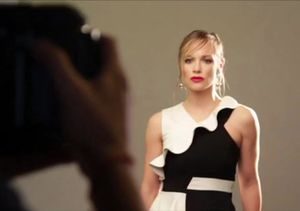 Video! Behind the Scenes at Danielle Savre's Vulkan Photo Shoot