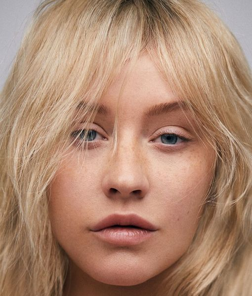 Christina Aguilera Is Unrecognizable Without Makeup