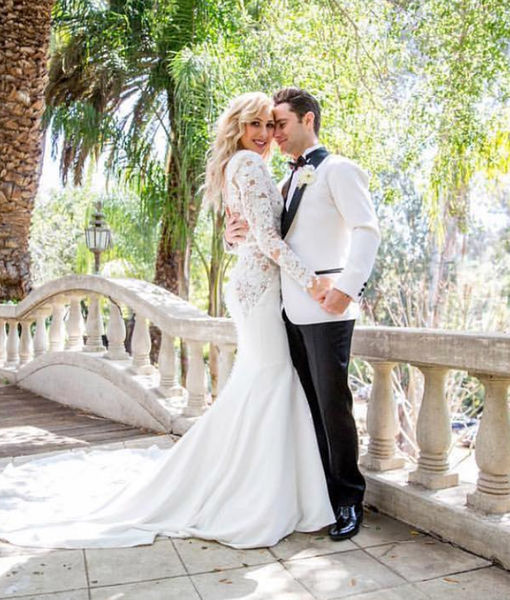 Emma Slater & Sasha Farber Get Married