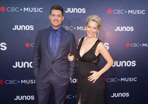 Michael Bublé & Luisana Lopilato Welcome Baby Girl!