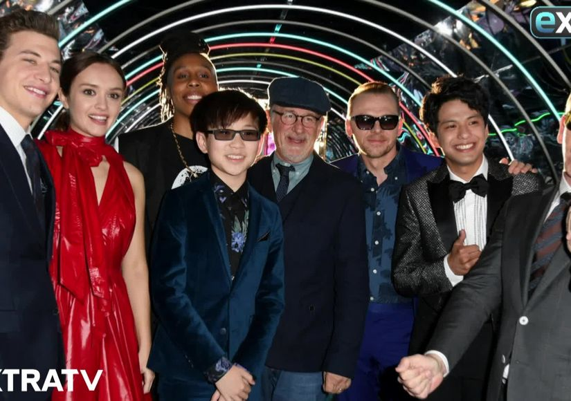 Steven Spielberg and the 'Ready Player One' Cast Dish on Tom Cruise's…