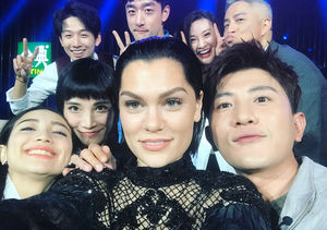 Jessie J Is a Contestant on Chinese Singing Competition