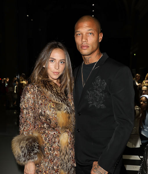 First Pic! Chloe Green & Jeremy Meeks Welcome Baby Boy