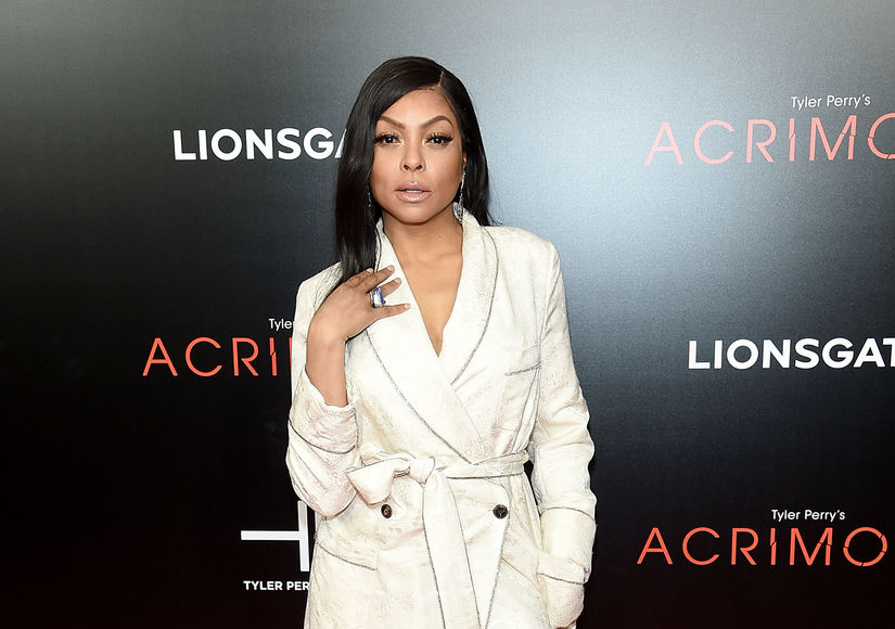Stars Give Back! How Taraji P. Henson Plans to End Mental Health Stigma