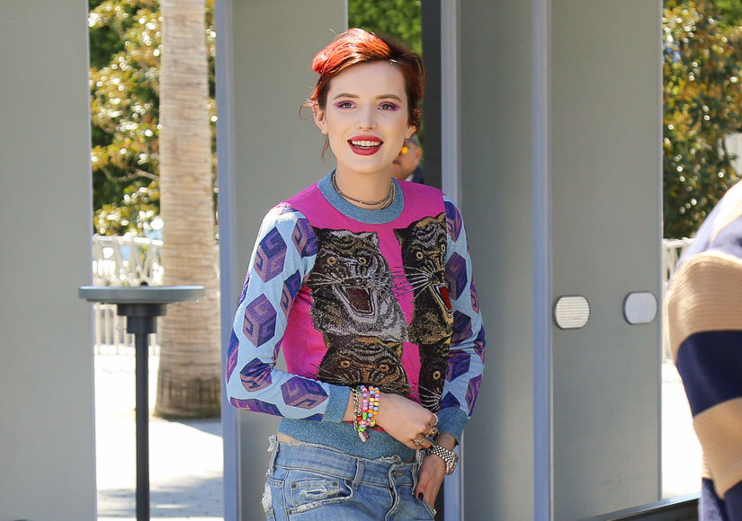 Bella Thorne Dishes on Kissing Scenes with 'Midnight Sun' Co-Star Patrick…