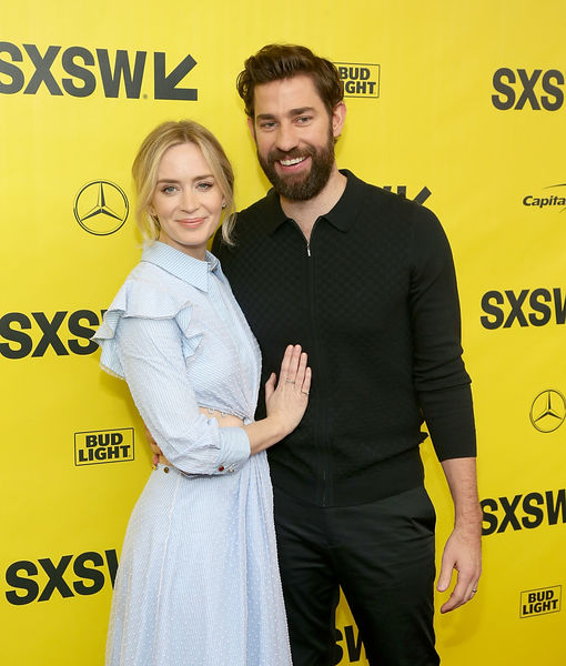 John Krasinski Explains His Secret Marriage Language with Emily Blunt