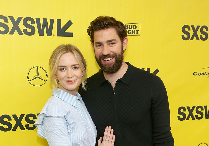 Twerking, Swagger & More! Emily Blunt & John Krasinski Take Our…