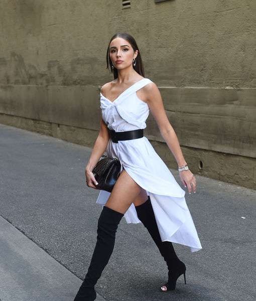 Olivia Culpo Steps Out After Danny Amendola Split