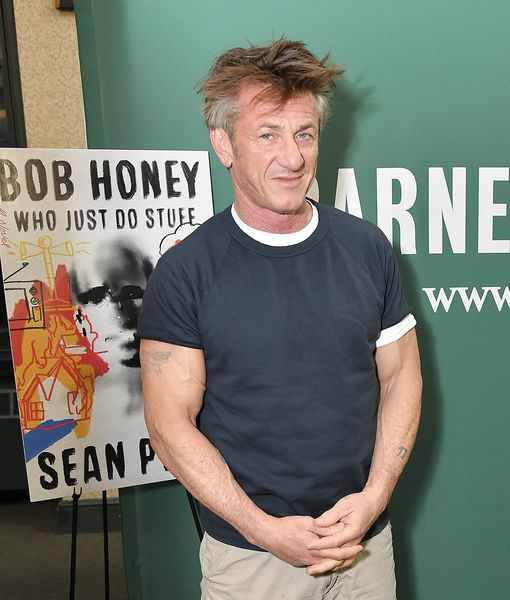 Sean Penn on His New Writing Career — Is He Done with Acting?