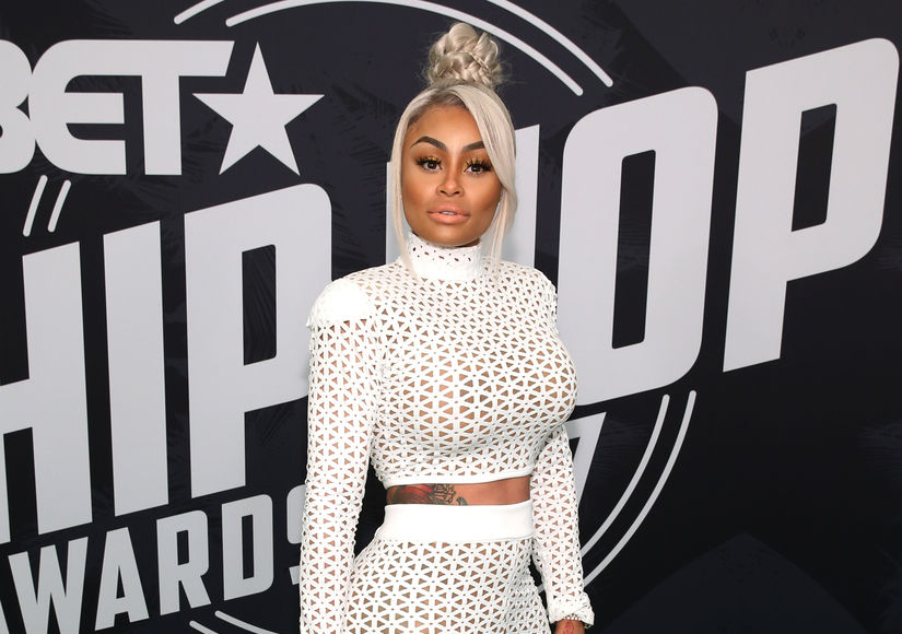 Blac Chyna Speaks Out After Wielding Stroller in Alleged Altercation