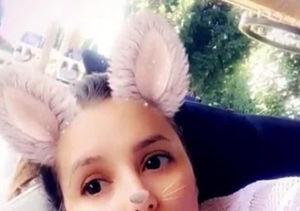 Eva Longoria's Snapchat Easter Diaries