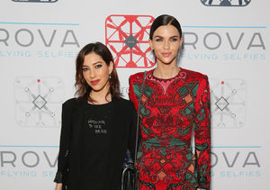 Ruby Rose & Jess Origliasso Split