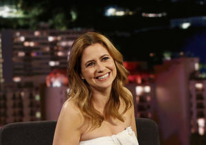 The Wardrobe Malfunction That Landed Jenna Fischer on TV in Just a…