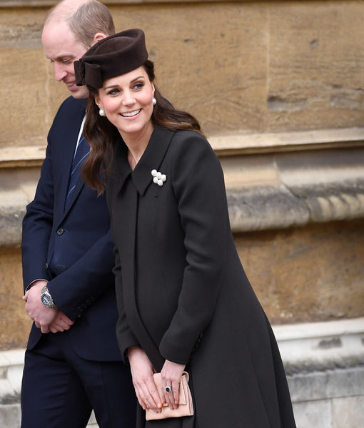 Prince William & Kate Middleton Welcome Royal Baby #3!