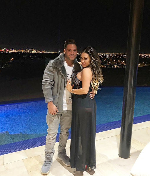 Reality Star Ronnie Ortiz-Magro Accuses His Baby Mama of Cheating — See Her Response!