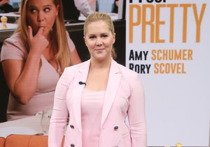 Amy Schumer Gives Health Update After Hospitalization