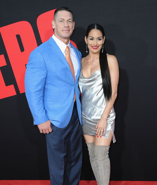 Nikki Bella & John Cena Are 'Basically' Back On