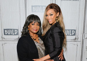 How Tyra Banks' Conversation with Her Mom at a Pizzeria Changed Her Career…