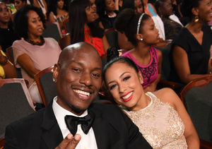 Tyrese Gibson & Wife Samantha Expecting First Child Together