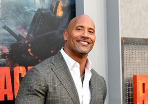 Dwayne 'The Rock' Johnson on His Baby's Impending Arrival