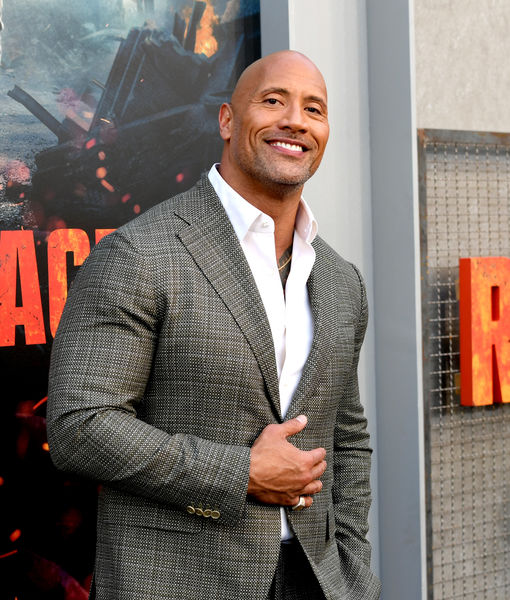 Dwayne 'The Rock' Johnson Reveals Why Daughter Was Rushed to ER Last Month