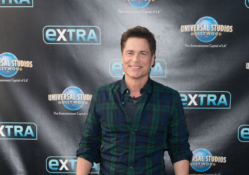 Rob Lowe Reveals How He Stays Looking So Young