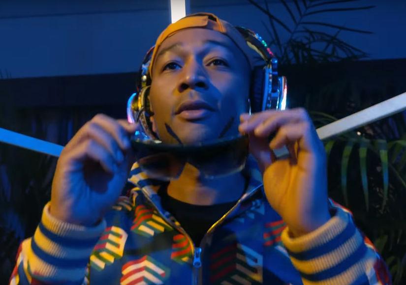 John Legend Releases 'A Good Night' Music Video — Watch Now!