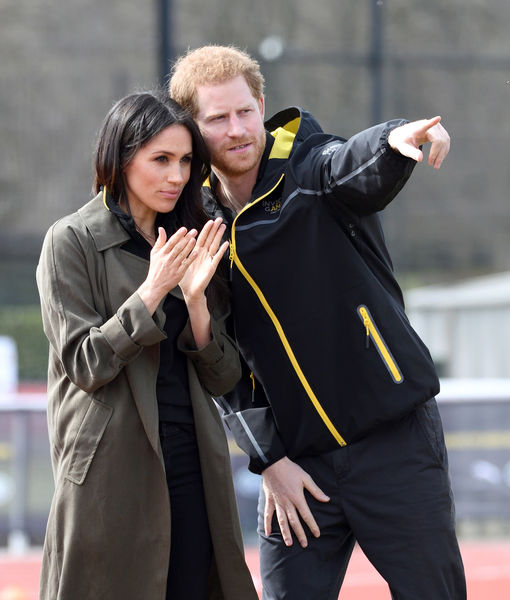 Todd Savvas Predicts Prince Harry & Meghan Markle's Future