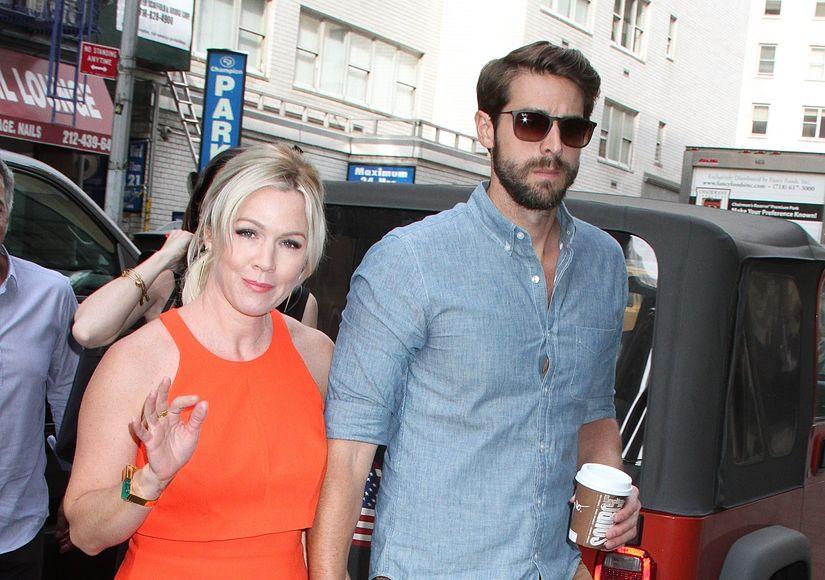 Jennie Garth's Husband David Abrams Files for Divorce