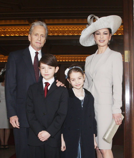 Catherine Zeta-Jones & Michael Douglas' Daughter Carys Is All Grown Up — See the Pics!