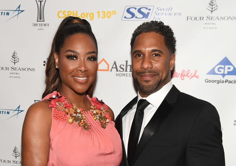 Kenya Moore Gets Candid About Her Marriage as She Takes on Infidelity Rumors