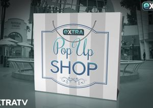 'Extra's' Pop-Up Shop: Headphones, Face-Lift Devices, and Dash Cameras