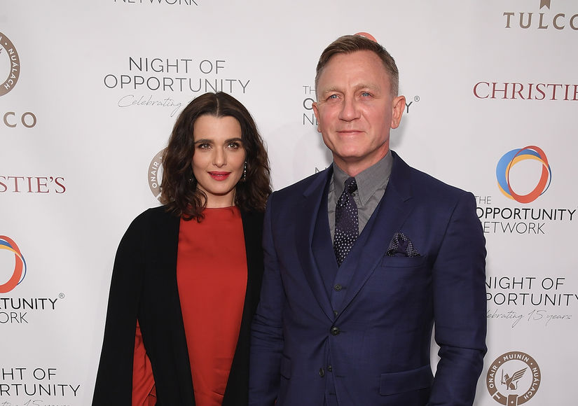Bond Baby! Rachel Weisz Pregnant at 48 with Daniel Craig's Child