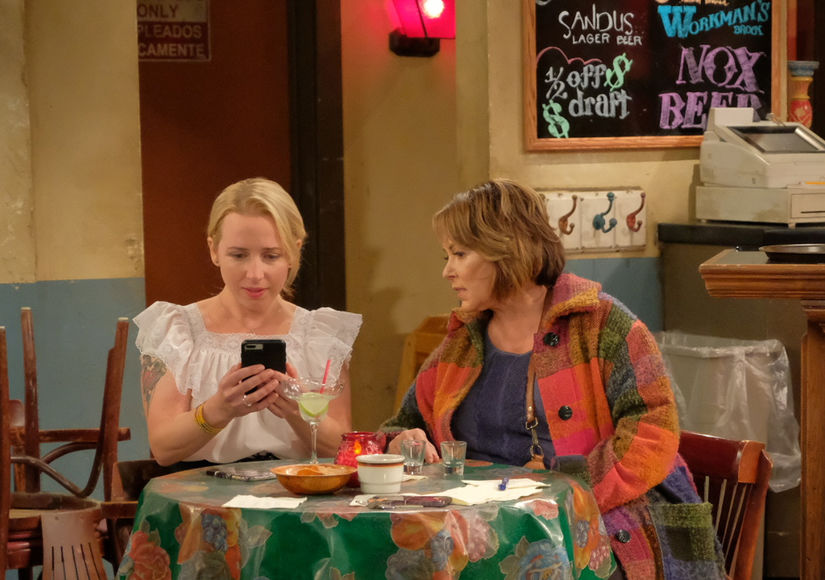 Lecy Goranson Dishes on Roseanne Barr's Set Pranks