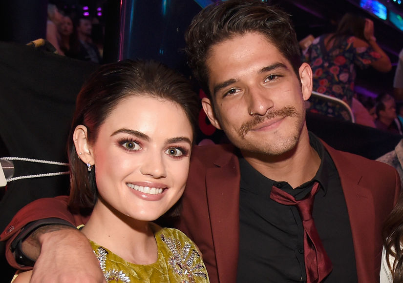 Lucy Hale & Tyler Posey Share Their Truth