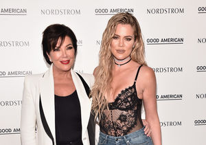 Kris Jenner's First Words on Khloé Kardashian's Baby Girl