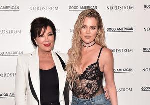 Kris Jenner's First Words on Khloé Kardashian's Baby Girl