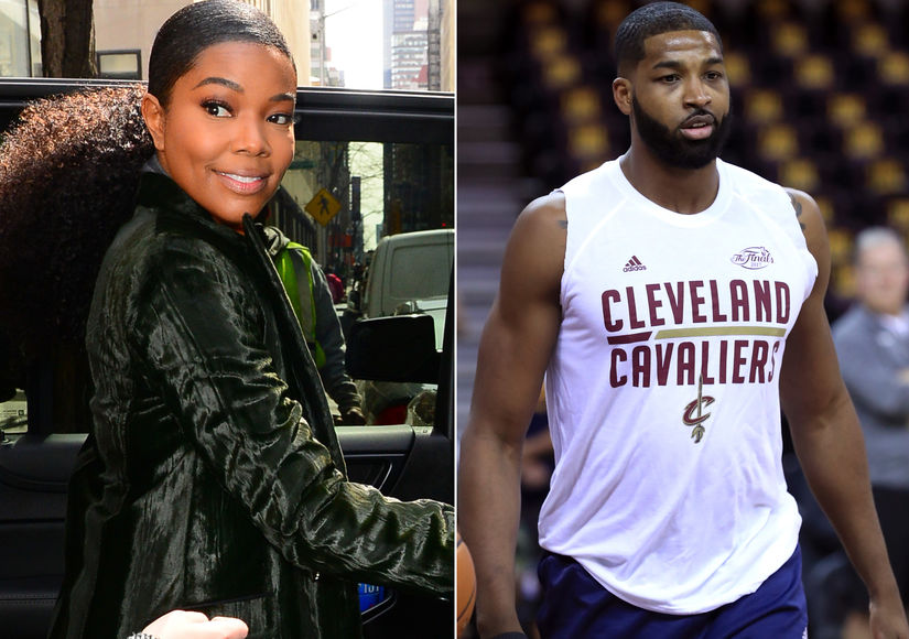 Gabrielle Union Sets the Record Straight After Being Dragged Into Tristan…