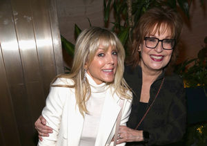 Joy Behar Jokes with Marla Maples About Her 1993 Wedding to President Donald…