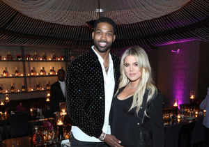 Tristan Thompson's First Words on Daughter True