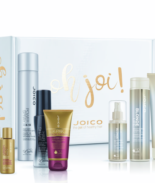 Win It! A Healthy Hair Gift Pack from Joico