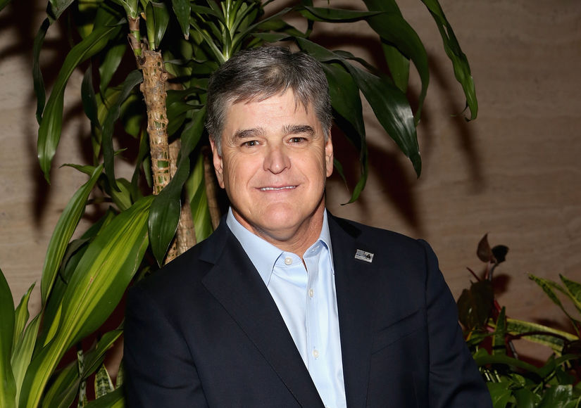'Extra' Exclusive: Sean Hannity Speaks Out For the First Time About His Feud…