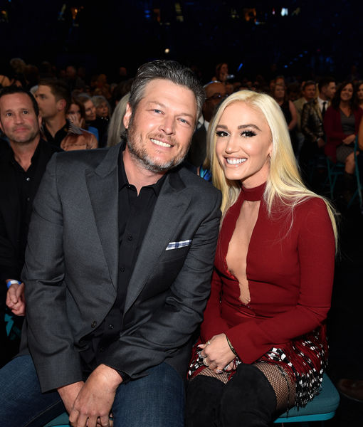 Blake Shelton on Gwen Stefani's Dance Moves